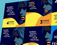 HRAFF Festival 2017 - Social Media Art