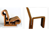 Mackintosh and Gehry Chair Study
