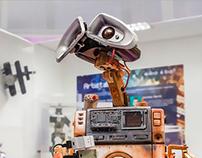 WALL-E  SCI-FI