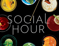 Cocktail Social Hour Campaign