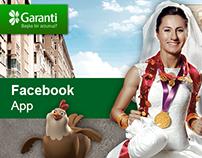 Garanti - Altın Salısı Etinliği - Facebook Application