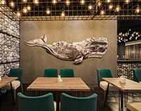 "Chinese bar ""Whale""