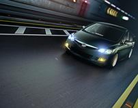 Honda Civic FD2