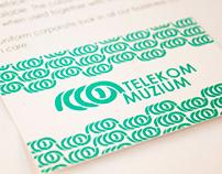 Telekom Muzium - Corporate Identity