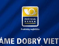 Building Sail for Postova banka