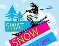 Teaser Poster - SWAT Snow Festival