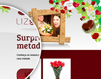 LizGarden - Valentines Day (Landing Page)