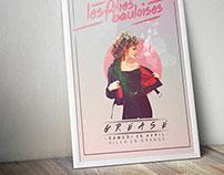 Posters - 'Les Folies Bauloises'