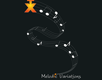 Melodic Varioations Cd Cover