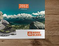 Produktový katalog Nord Blanc