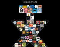 Visions of life Cd Cover