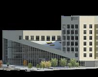 Urban Sciences Building, Newcastle upon Tyne, 2015-17