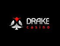 Identity design: Drake Casino