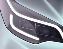 Digital Paint | Mercedes-Benz CLS-GTR.