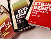 Beryl's Chocolate - Packaging Design
