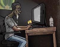 Net Zombies