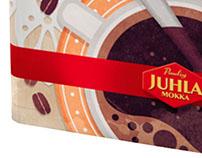 Juhla Mokka coffee box