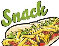 SNACK Sandwich & Pancake bar