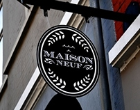 Maison Neuf - Clothing Shop - Identity