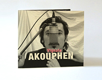 "Cover CD ""Akouphen"" (2008)"