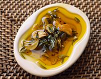 Sépia celebrating olive oil