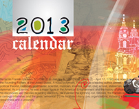 Cheerful Calendar 2013