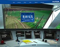 Alstom RAILS