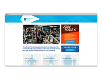 First Choice Fitness Website