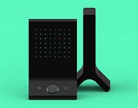 Monolith Speaker