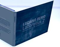 "Digipack ""Luciano Berio"" (2011)"