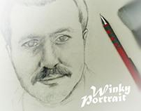 Winky Portrait