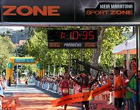Sportzone Half-Marathon 2011