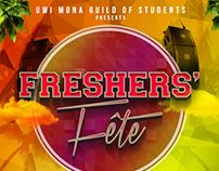UWI Mona Guild Freshers' Fete 2015 Teaser