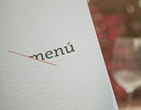 RESTAUTANT MENU CAN PONS