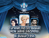 Yeni Rakı Bi' Büyük Fest Song Request Live