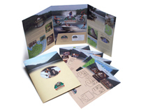 Norris Lake Properties Folder and Inserts
