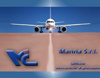 Manna S.r.l Website