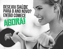 Redes Sociais | Personal Fitness