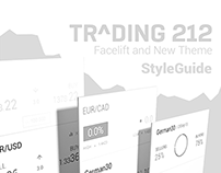 Trading 212 Style Guide