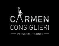 Logótipo Carmen Cosiglieri Personal Trainer