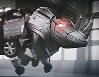 Mitsubishi SPOT Transformer