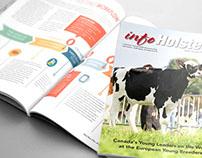 Info Holstein Magazine