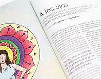 Ilustraciones revista Entrecasa Enero