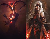 Fantasy Characters - Concept Art