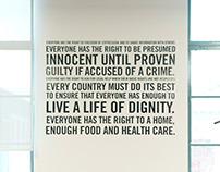 Amnesty International NZ - HQ Graphics