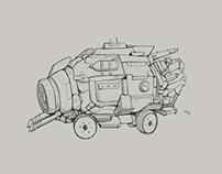 Concept Sketches 3