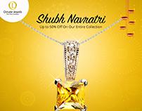 Ornate Jewels Navratri offer campaign