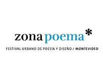 """Zona Poema 2015 - """"Viajes"""" por Enrique Estrázulas"""
