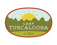 Camp Tuscaloosa - New Identity
