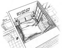 Interior illustrations